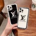 gucci lv chanel Couple Cases white black for iphone13 13 pro max 13 mini case cheap women men