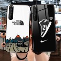 Nike Supreme glass the north face puma adidas iphone13/12 pro max case iphone 12mini 11PRO XSMAX XR 6S 7 8PLUS galaxy s21 a52 note21cover