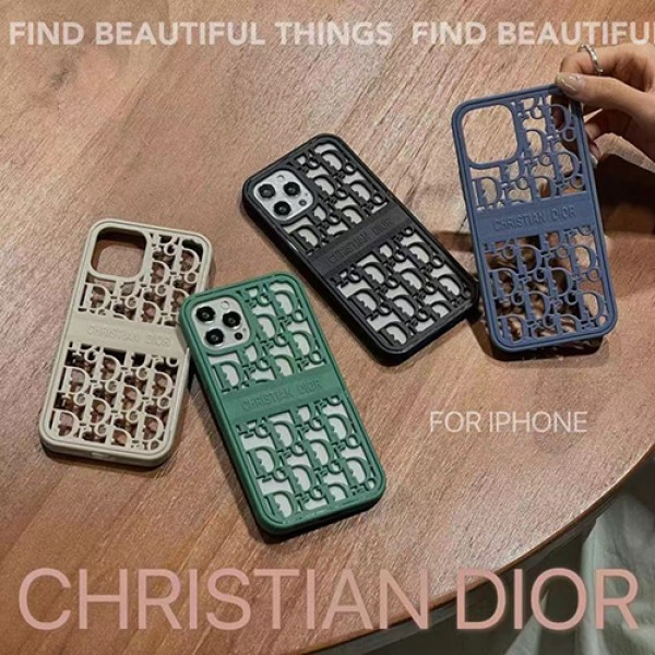 dior hollow-carved iphone 12 13 pro max case luxury designer cover iphone 13 pro max 13 mini case cover dior iphone 13 mini cover