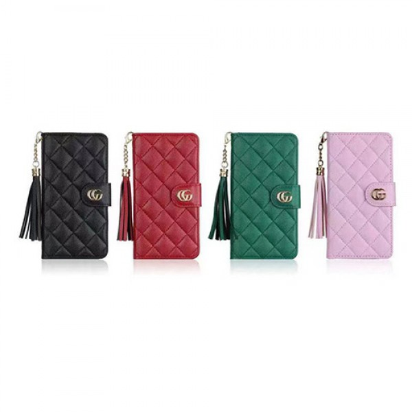 Chanel Wallet Case For iphone 13 12 pro max mini Leather CC Logo  iPhone 6 7 8 Plus For iPhone X XR Xs Max iPhone 11 iPhone 11 Pro Max
