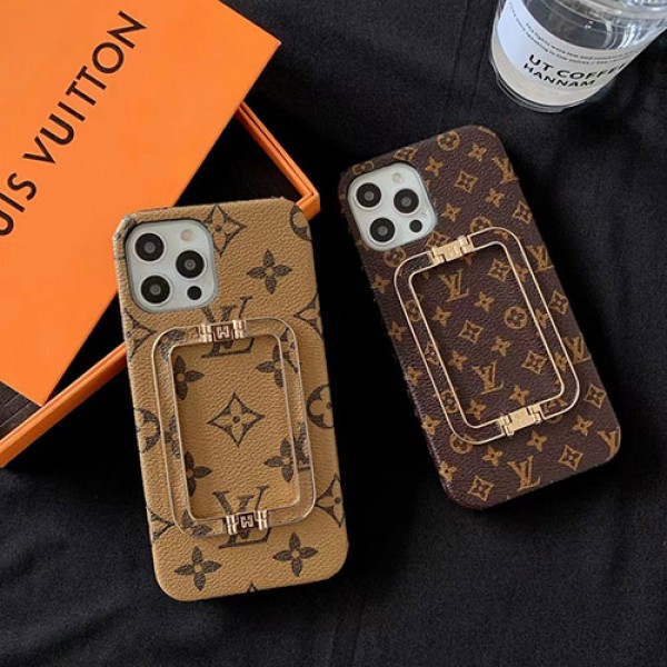 louis vuitton iPhone 13 pro Case handle stand for iPhone 13 mini 12 xr xs max case cover shell cheap