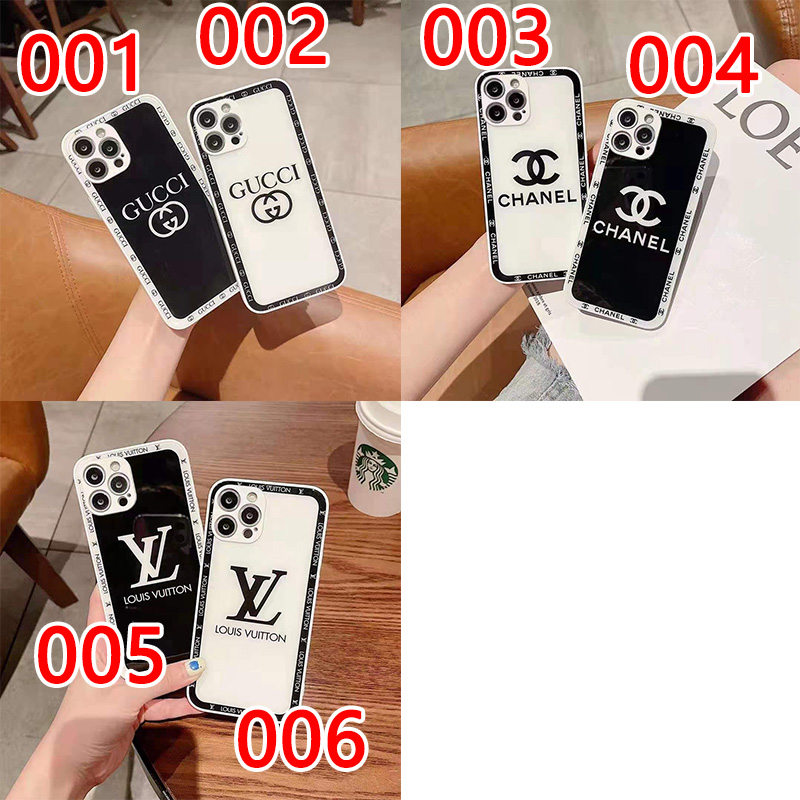 chanel pair iphone13case