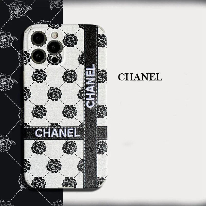 chanel Fashion Brand iphone 13 Full Cover