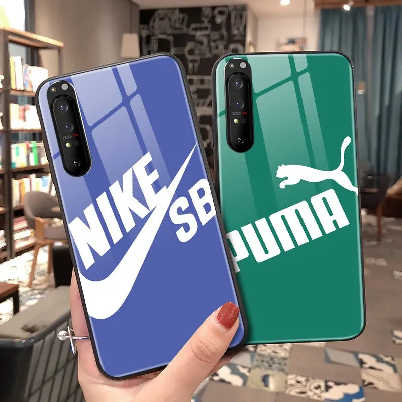 the north face Glass fashion iphone13case