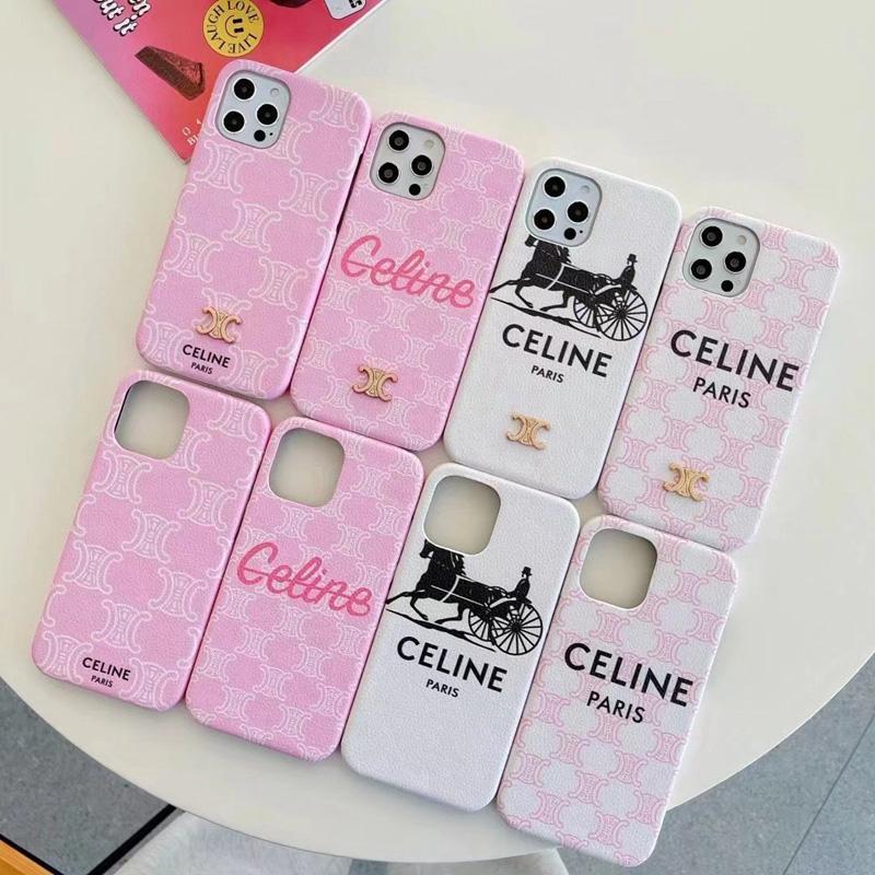 Céline Paris Case Cover Coque For Apple Iphone 13 pro max 12 Pro Max