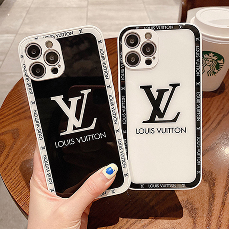 Black White LV Louis Vuitton iphone13